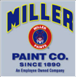 Miller Paint Logo